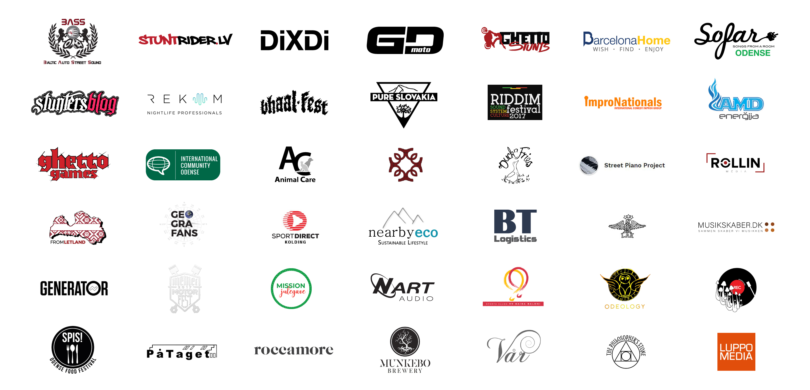 MGMedia projects and collaborations